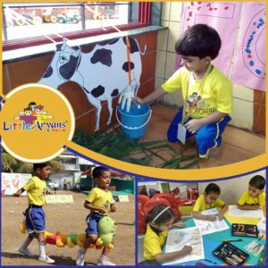 Day care center in kalyan