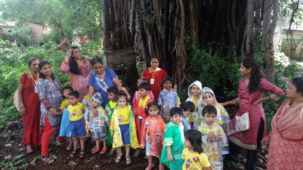 Little Aryans - Playgroup School, Nursery school in Mumbai, Kalyan