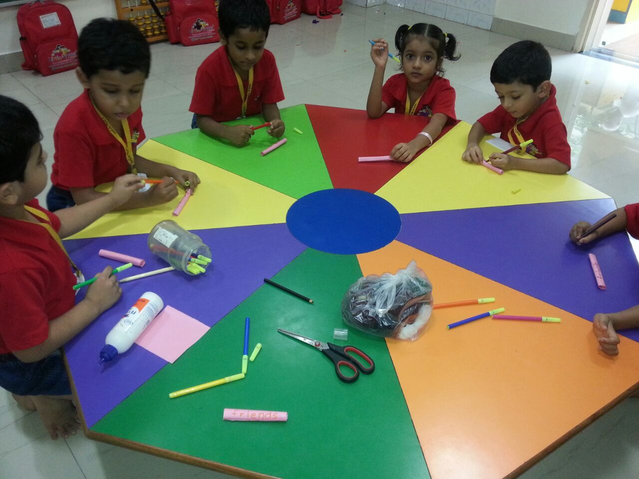 Best Nursery Schools in Mumbai, Kalyan - Little Aryans Pre-K