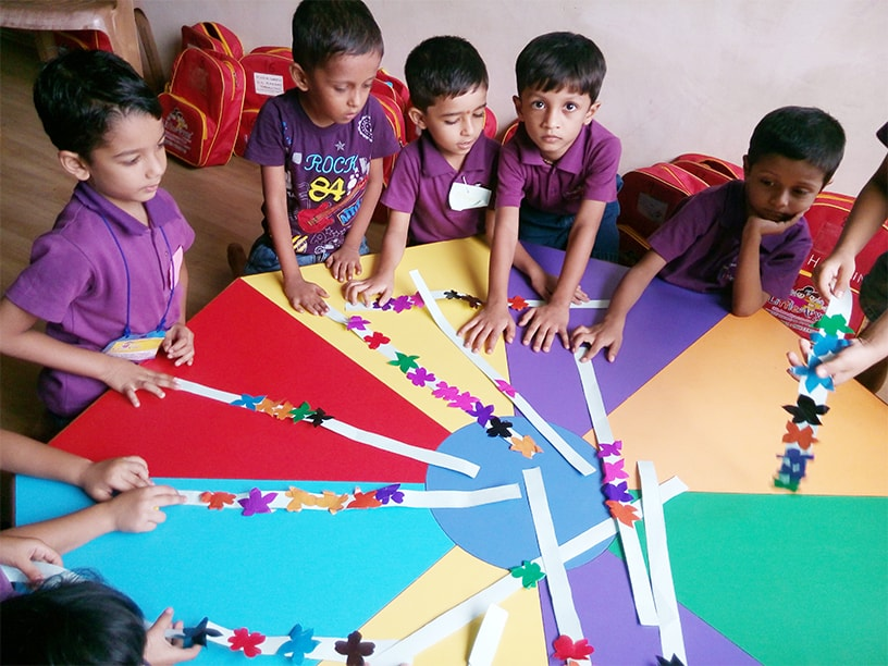 Playgroups in Mumbai, Kalyan - Little Aryans Pre-K