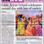 Little Aryans Annual Day - Hindustan Times Live Thane-Mulund