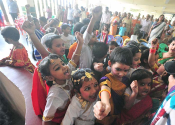 Playschools in Mumbai, Kalyan - Little Aryans