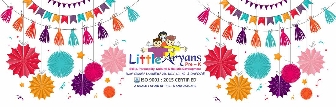 Preschool in Mumbai, Kalyan - Little Aryans Pre-K